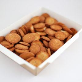 Pähkli-rosina küpsis