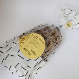 Leigri rukkileib 600 g  viilutatud