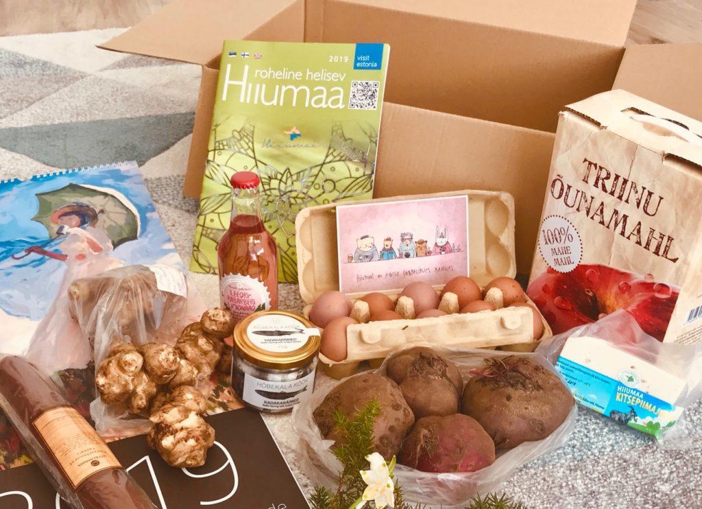 Hiiumaa Köök ja Pagar osaleb pop-up Hiiumaa saatkonnas
