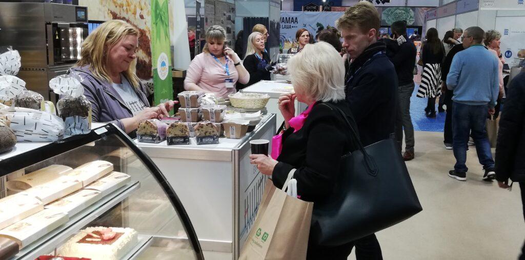 Hiiumaa Köök ja Pagar osales Tallinna Toidumessil